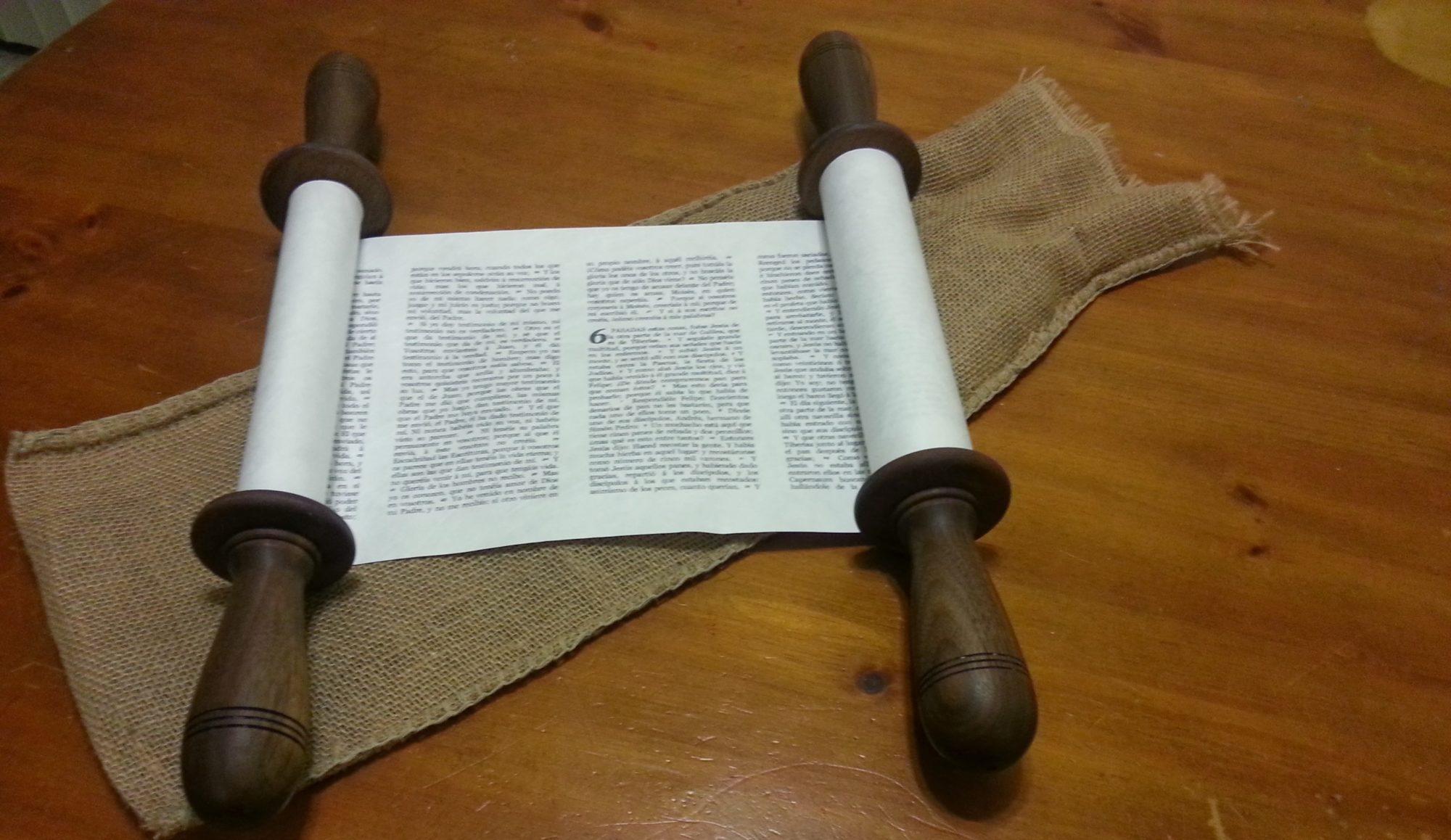 Rollos Biblicos
